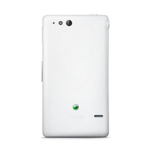 Фото Смартфон Sony Xperia Go ST27i White