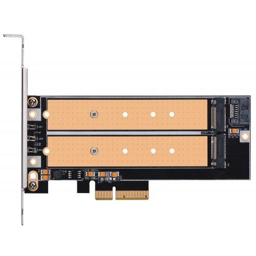 SilverStone ECM22 PCI-E x4 to M.2 + SATA (SST-ECM22)