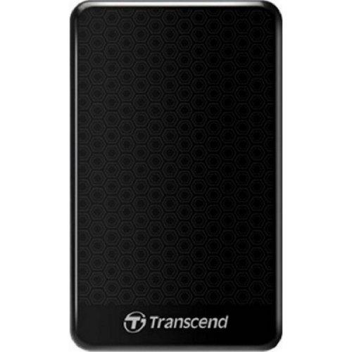 Фото Внешний HDD Transcend StoreJet 25A3 1TB (TS1TSJ25A3K) Black