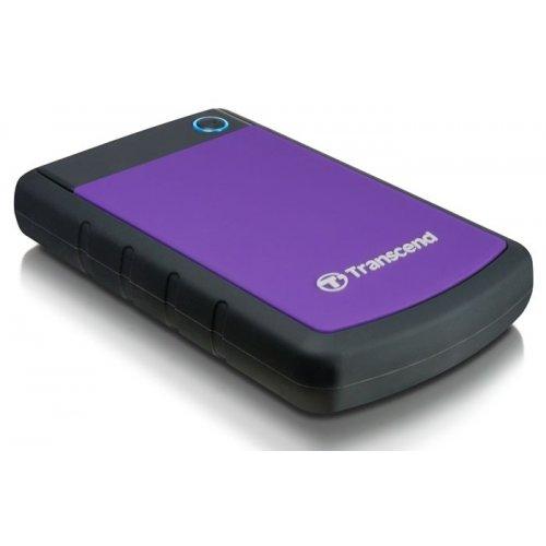 Фото Внешний HDD Transcend StoreJet 25H2P 750GB (TS750GSJ25H2P) Purple
