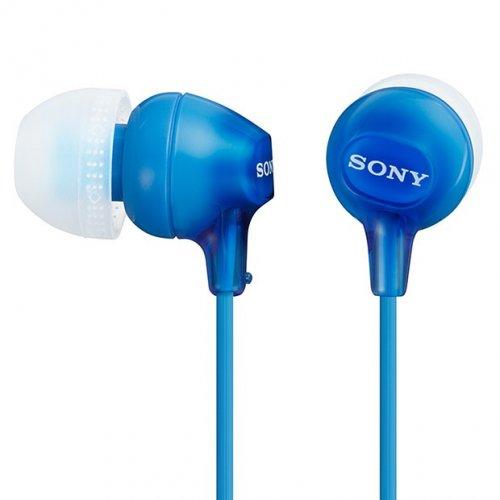 Фото Наушники Sony MDR-EX15LP Blue