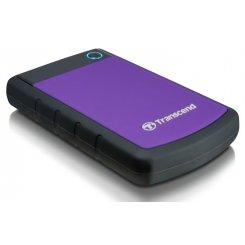 Фото Внешний HDD Transcend StoreJet 25H3P 500GB (TS500GSJ25H3P) Purple