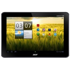 Фото Планшет Acer Iconia Tab A200 32GB (HT.H9SEE.002) Titanium