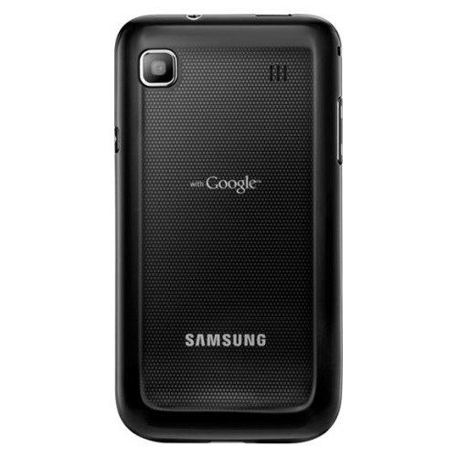 Фото Смартфон Samsung I9003 Galaxy SL Midnight Black