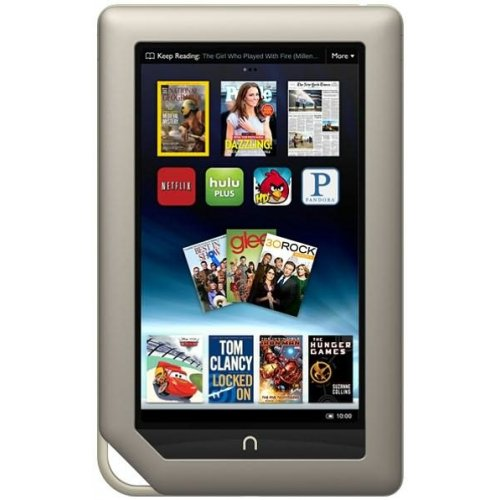 Фото Планшет Barnes&Noble Nook Tablet 8GB