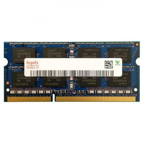 Фото ОЗУ Hynix SODIMM DDR3 4GB 1600MHz (HMT351S6CFR8C-PBN0)