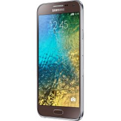 Фото Смартфон Samsung Galaxy E5 Duos E500H Brown