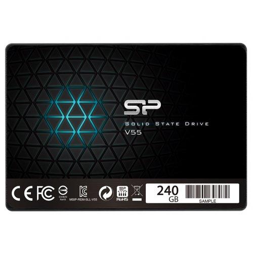 Фото SSD-диск Silicon Power Velox V55 240GB 2.5