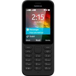 Фото Мобильный телефон Nokia 215 Dual Sim Black