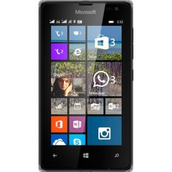 Фото Смартфон Microsoft Lumia 532 Dual Sim Black