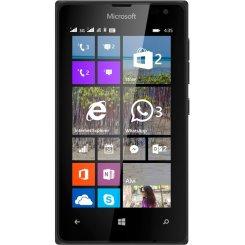Фото Смартфон Microsoft Lumia 435 Dual Sim Black