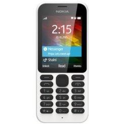 Фото Мобильный телефон Nokia 215 Dual Sim White