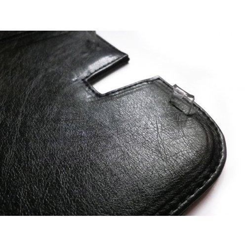 Фото Чехол Обложка Saxon для Barnes&Noble Nook Simple Touch Pearl Black