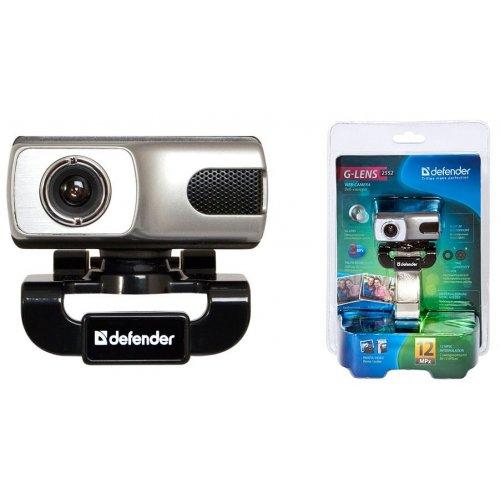 Фото Комплект Defender 825 Nano Domino + вебкамера Defender G-lens 2552