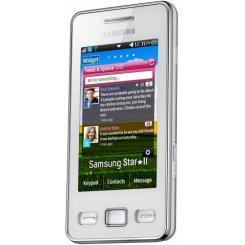 Фото Мобильный телефон Samsung Star II S5260 Ceramic White