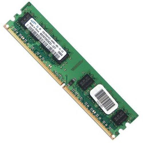 Фото ОЗУ Samsung DDR2 2GB 800Mhz (M378T5663EH3-CF7)