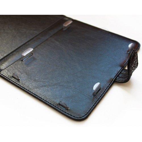 Фото Чехол Обложка Saxon для Sony PRS-T1 / PRS-T2 Classic Black