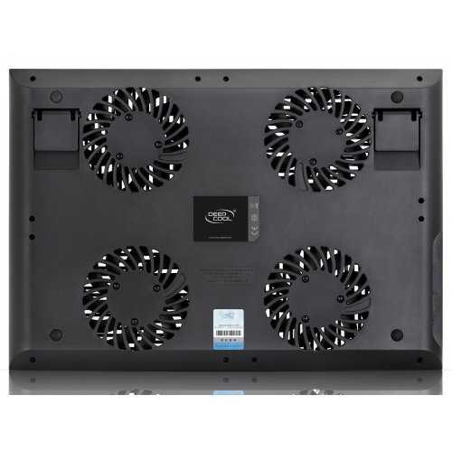 Фото Подставка для ноутбука Deepcool Multi Core X8 Black