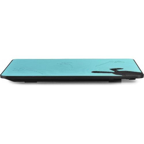 Фото Подставка для ноутбука Deepcool N2 Blue/Black