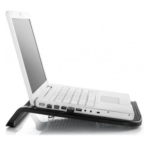 Фото Подставка для ноутбука Deepcool N200 Black