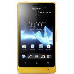 Фото Смартфон Sony Xperia Go ST27i Yellow