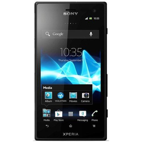 Фото Смартфон Sony Xperia acro S LT26w Black
