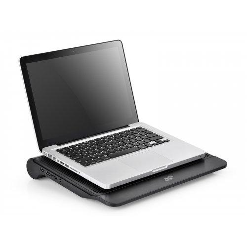 Фото Подставка для ноутбука Deepcool N6000 Black