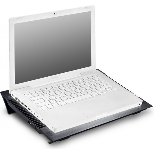 Фото Подставка для ноутбука Deepcool N8 Black