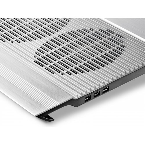 Фото Подставка для ноутбука Deepcool N8 White
