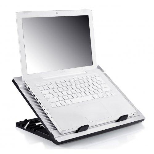 Фото Подставка для ноутбука Deepcool N9 White