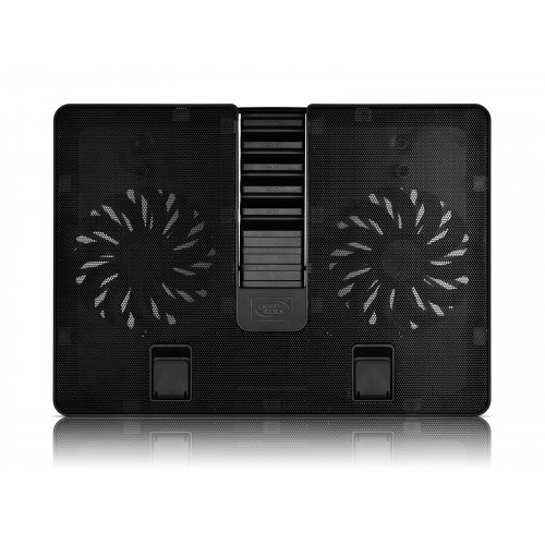 Фото Подставка для ноутбука Deepcool U PAL Black