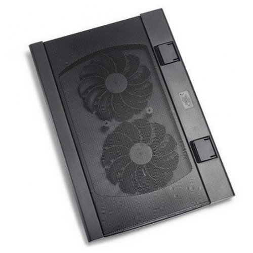 Фото Подставка для ноутбука Deepcool WIND PAL FS Black