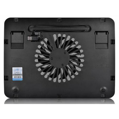 Фото Подставка для ноутбука Deepcool WIND PAL Mini Black