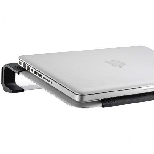 Фото Подставка для ноутбука Cooler Master NotePal U2 Plus (R9-NBC-U2PK-GP) Black