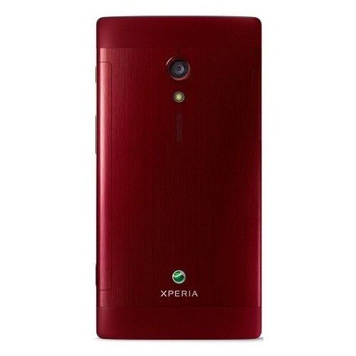 Фото Смартфон Sony Xperia ion LT28h Red
