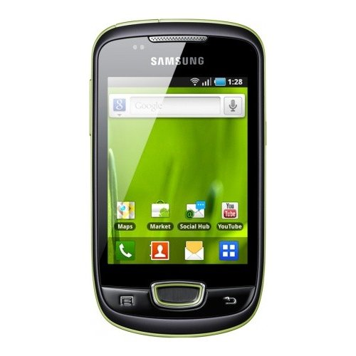 Фото Мобильный телефон Samsung S5570 Galaxy Mini Lime Green