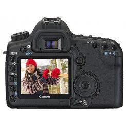 Фото Цифровые фотоаппараты Canon EOS 5D Mark II Body