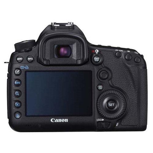 Фото Цифровые фотоаппараты Canon EOS 5D Mark III Body