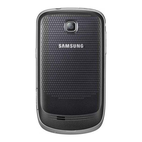 Фото Смартфон Samsung Galaxy Mini S5570 Steel Grey