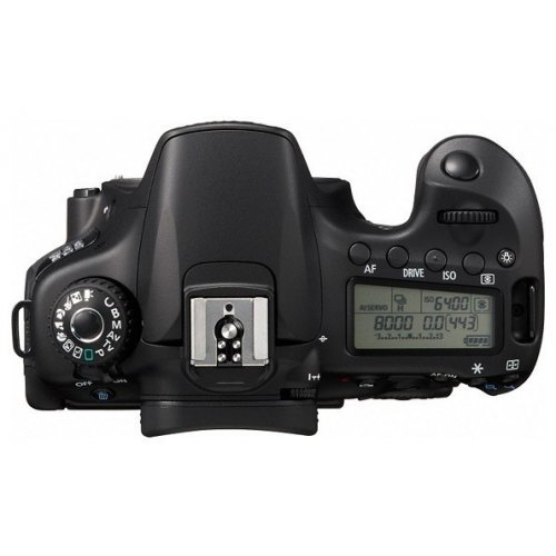 Фото Цифровые фотоаппараты Canon EOS 60D 18-200 IS Kit