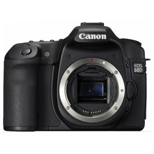 Фото Цифровые фотоаппараты Canon EOS 60D Body