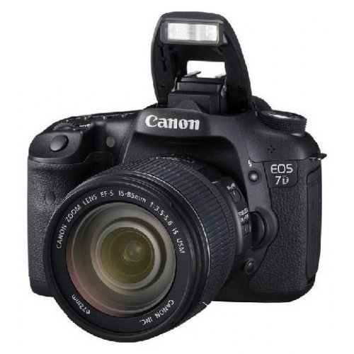Фото Цифровые фотоаппараты Canon EOS 7D 15-85 IS Kit