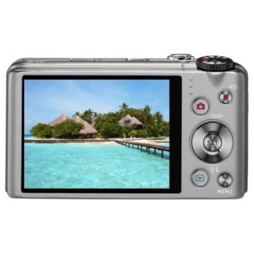 Фото Цифровые фотоаппараты Casio Exilim EX-H30 Silver