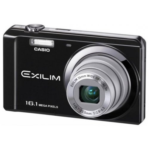 Фото Цифровые фотоаппараты Casio Exilim EX-Z28 Black