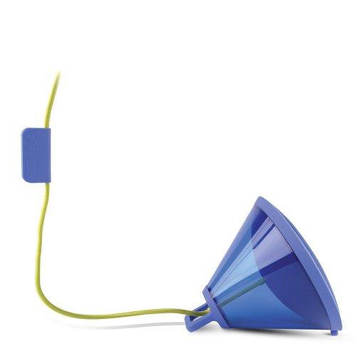 Фото Акустическая система JBL Spark (JBLSPARKBLUEU) Blue