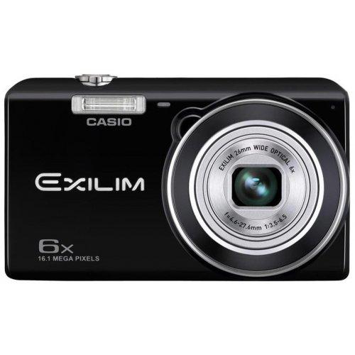 Фото Цифровые фотоаппараты Casio Exilim EX-Z690BK Black