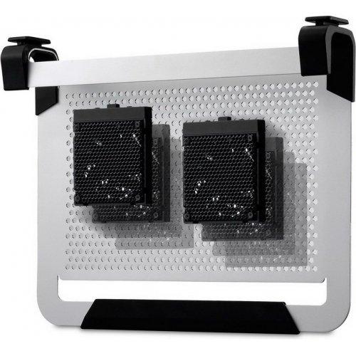 Фото Подставка для ноутбука Cooler Master NotePal U2 Plus (R9-NBC-U2PS-GP) Silver