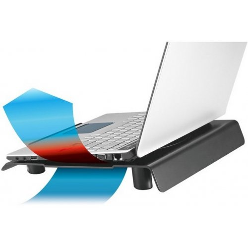 Фото Подставка для ноутбука Cooler Master Notepal CMC3 (R9-NBC-CMC3-GP) Black