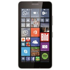 Фото Смартфон Microsoft Lumia 640 Dual Sim White