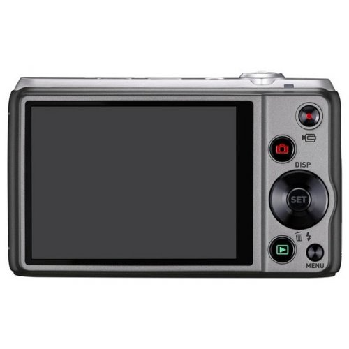Фото Цифровые фотоаппараты Casio Exilim EX-ZR20 Silver